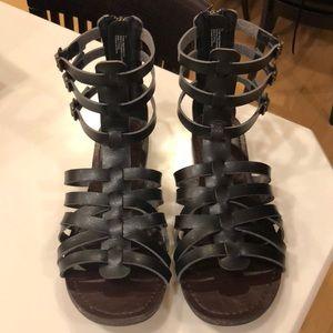 Black Mossimo Sandals